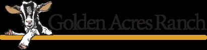 Golden Acres Ranch Florida Logo