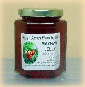 Mayhaw Berry Jelly
