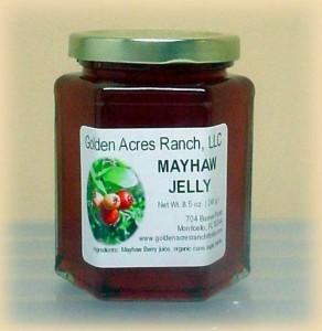 Mayhaw Berry Jelly