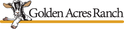 Golden Acres Ranch Florida Logo