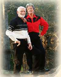 Photo of Fred and Bobbie Golden