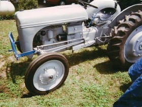 1938 Ford Tractor