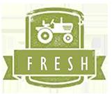 tractor FRESH icon