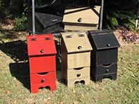 Bins and boxes by Maxie Sumner