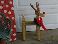 Rudolph Reindeer by Maxie Sumner