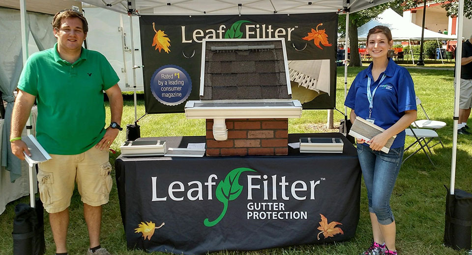 Leaf Filter Gutter Guard in Monticello, FL