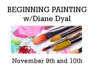Beginning Painting with Diane Dyal